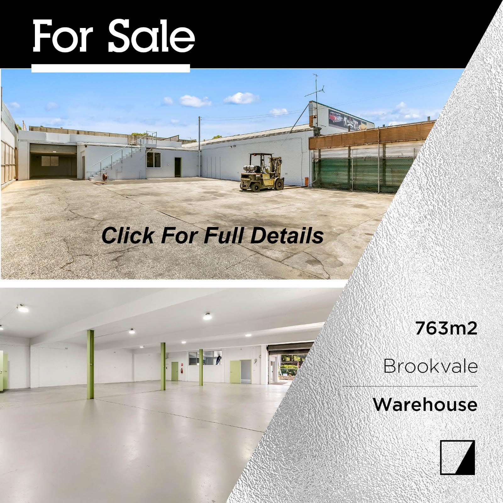 commercial real estate  218 Harbord Road Brookvale Industrial Warehouse for sale northern beaches
