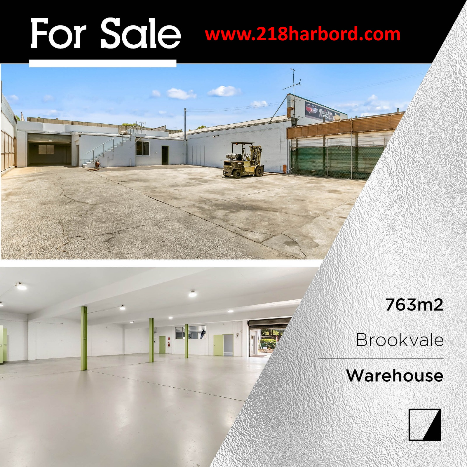 218 Harbord Road, Brookvale, Industrial warehouse for sale